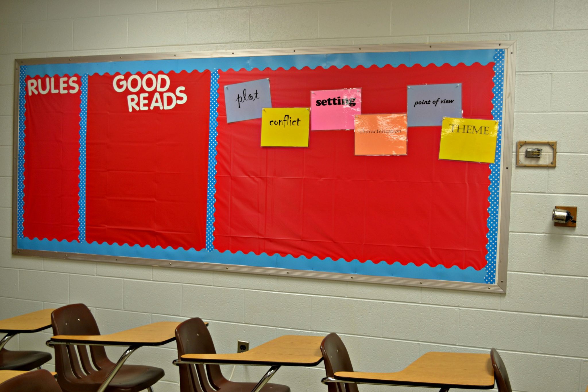 Classroom Decor Hacks : Decoration organization for the high school classroom