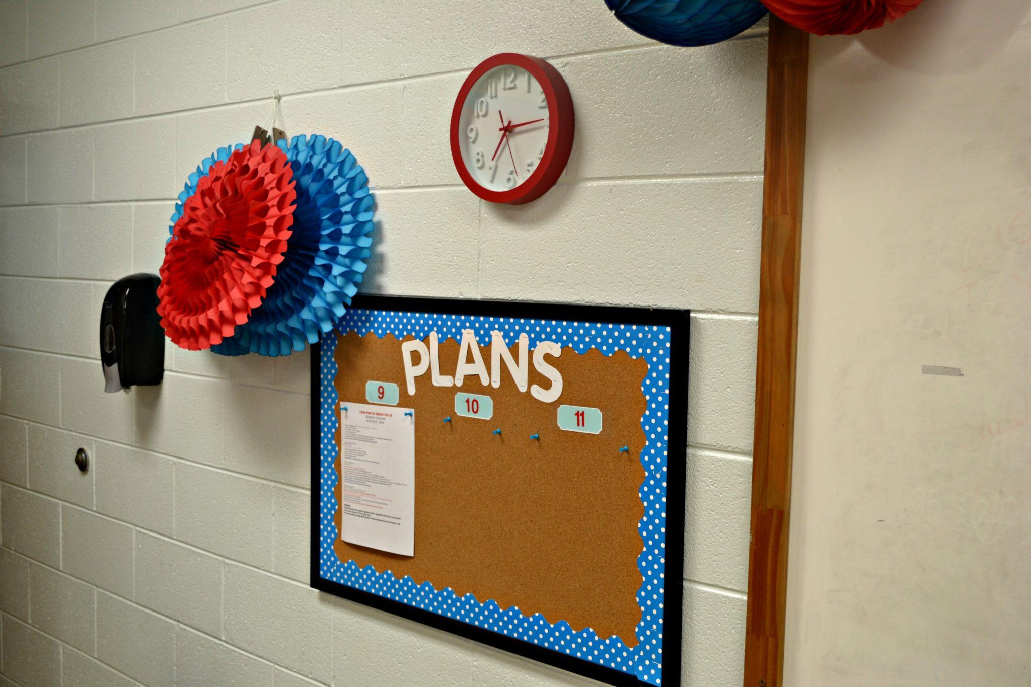 Classroom Decoration High School ~ Decoration organization for the high school classroom