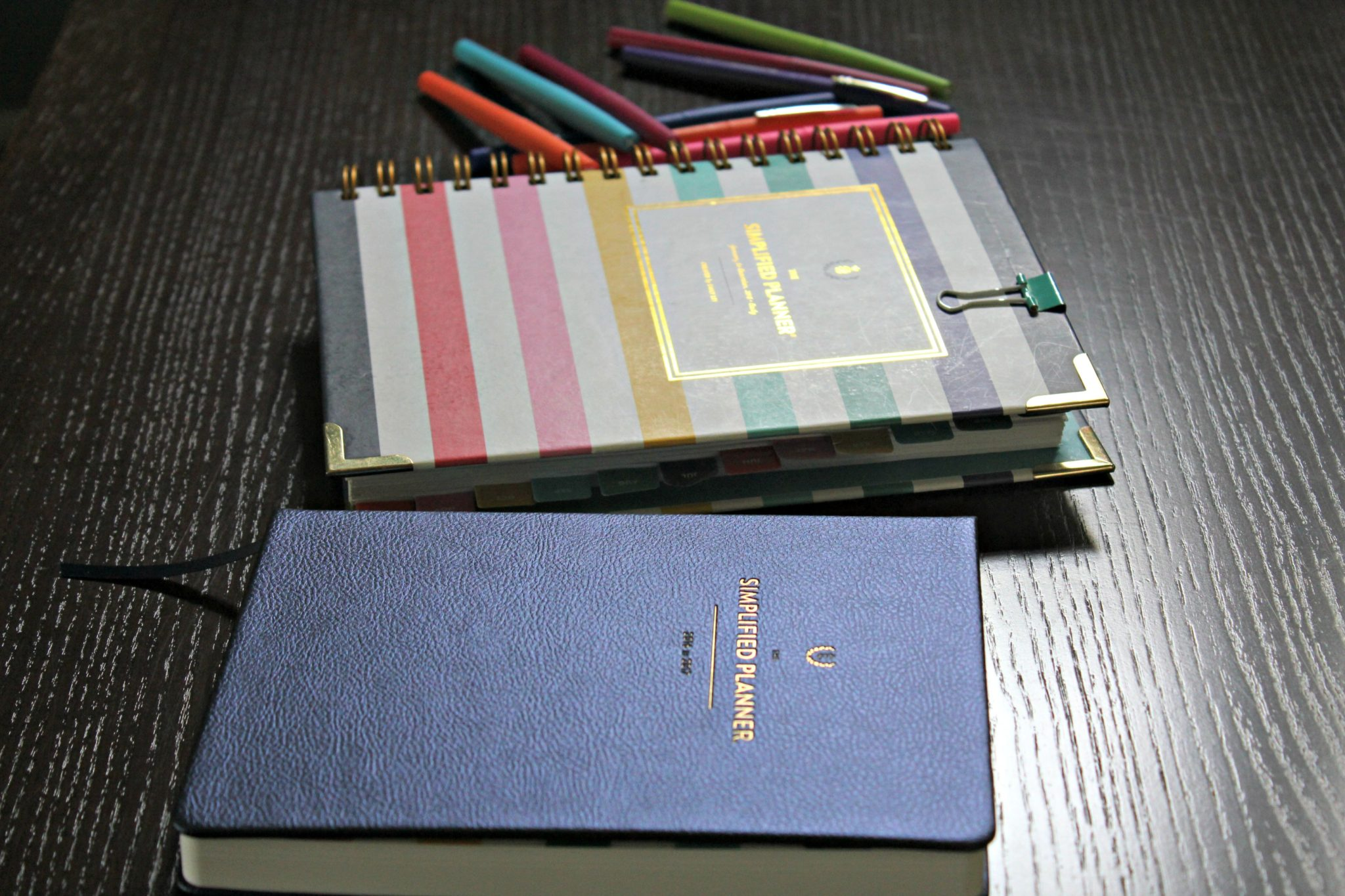 photograph relating to Emily Ley Planner named In just My Simplified Planner + What Im Taking Upcoming